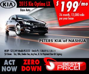 KIA web banner ad