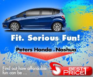 Honda banner ad design